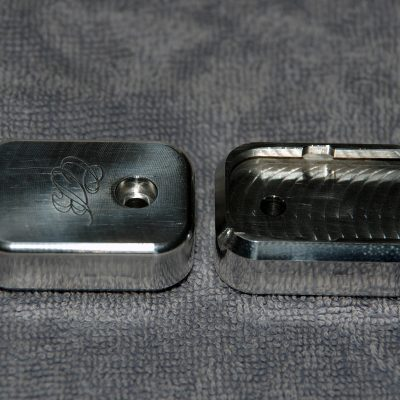 Glock Aluminium Mag Base